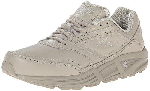 Brooks Addiction Walker Women US 7.5 2A Tan Walking Shoe