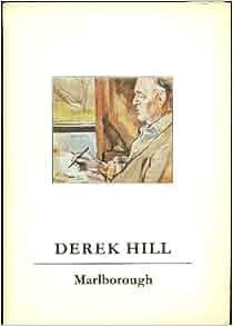 Derek Hill Portraits: HILL Derek: Amazon.com: Books