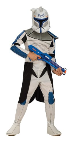 "Clone Trooper Leader ""Rex"" Kids Costume"