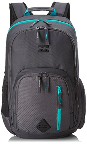 G, s.m. Europe - zaino da uomo Billabong Command Backpack, asfalto, 31 x 17 x 52 cm, 32 litri, Z5BP05 BIF6 812