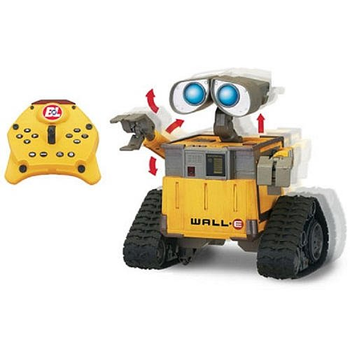 Pixar Collection Disney U-Command Wall-E Action Figure