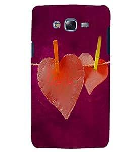 PRINTSHOPPII DESIGN BRUSH Back Case Cover for Samsung Galaxy J5::Samsung Galaxy J5 J500F