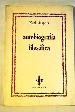 Autobiografía Filosófica