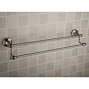 MINTCRAFT 3618-07-SOU  Towel Bar Brushed Nickel 18-Inch