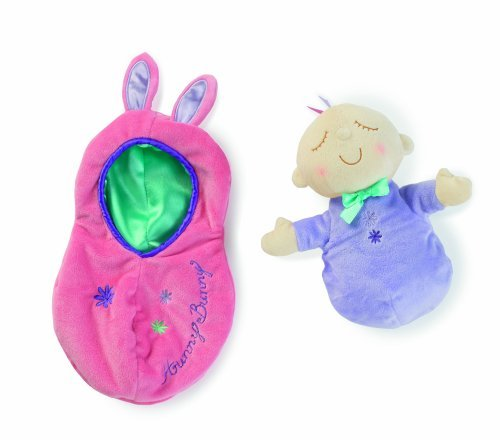 Manhattan Toy Snuggle Pod, Hunny Bunny Color: Hunny Bunny Toy, Kids, Play, Children front-765904