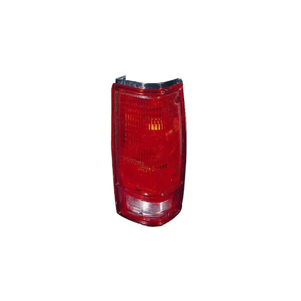 CHEVY S10/GMC S15/SONOMA 82 93 TAIL LIGHT UNIT PAIR SET NEW W/O BEZEL