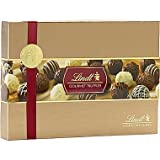 Lindt Gourmet Assorted Chocolate Truffles Gift Box (7.3 Oz)
