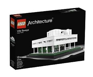 レゴ アーキテクチャー サヴォア邸 21014