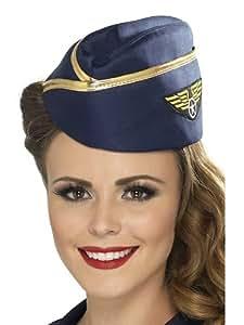 Smiffy's - Stewardess-Mütze