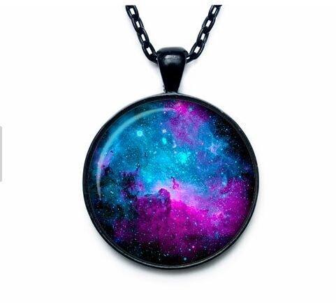 nebula-pendant-nebula-necklace-universe-jewelry-galaxy-necklace-universe-space