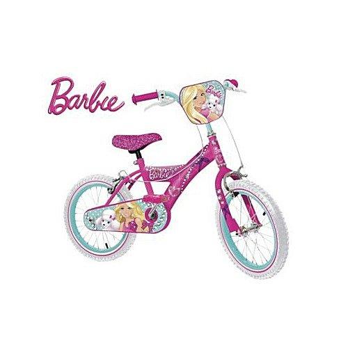 Hot Barbie 16 Inch Bike - Girls