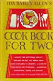 img - for Ida Bailey Allen's Cook Book for Two book / textbook / text book