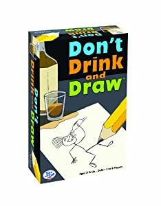 Tip Of The Cup Don't Drink And Draw