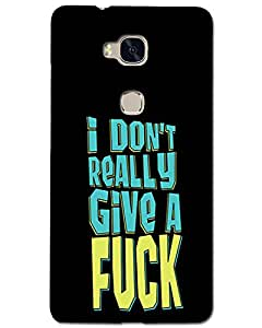 huawei honor 5X Back Cover Designer Hard Case Printed Cover
