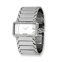 Moog Fashionista In Between Silver Dial Stainless Steel Watch