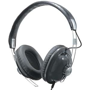 Panasonic RP-HTX7 Stereo Headphones (Black)