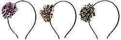 KKP Kids World Girl's Headbands - Set of 3 (KKPHB012)