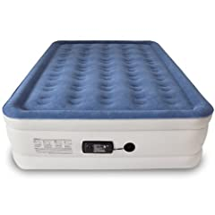 SoundAsleep Dream Series Air Mattress with ComfortCoil Technology & Internal High... by SoundAsleep Products