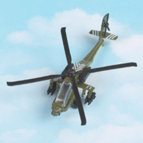 Hot Wings Apache AH-64 (With military Markings)