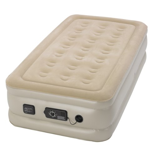 Full size air mattress frame for Raised full bed frame