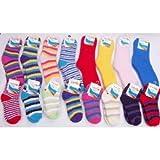 Bulk Buys Ladies and Kids Fuzzy Socks Combo - Case of 216