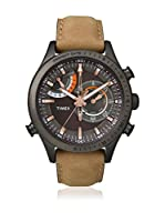 TIMEX Reloj de cuarzo Man Intelligent Chrono-Timer Marrón Claro 46 mm