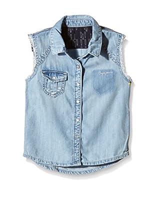Pepe Jeans London Camisa Niña Hannah (Denim)