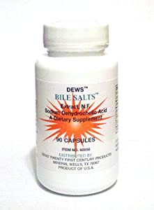 Bile Salts Extract 90 capsules