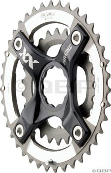 TruVativ TV XX 26-39 chainrings and spider for Specialized S-Works crank