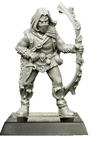 28mm Fantasy Miniatures: Elf with Hidden Face (Wood Elf compare prices)