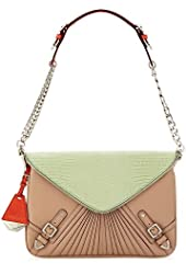 Rebecca Minkoff Collection Maria 3-Gusset Chain Shoulder Bag