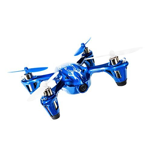 Hubsan X4 H107C 2.4G 4CH RC Quadcopter With HD 2 MP Camera RTF