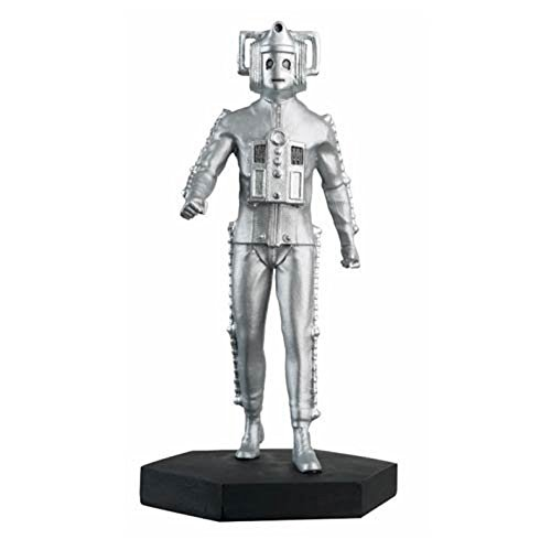 Doctor Who Cyberman Invasion #21 Collector Figure