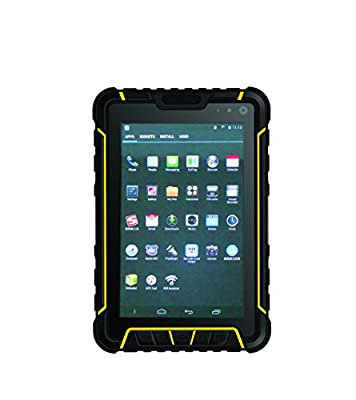 IP67 Rugged Tablet PC, Incorporated Symbol Scanner & RFID/NFC, Android 4.4 / 3G Smart Phone, For Enterprise Mobile Work