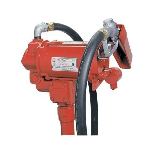 Fill Rite Super High Flow Fuel Pump for Diesel Fuel   115/230 Volt, 35 GPM, Model# FR310NT