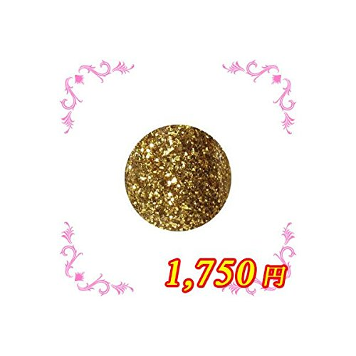 SEESAW カラージェル GDー003G グリッターゴールド003