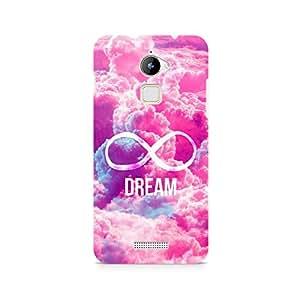 Ebby Infinite Dream Premium Printed Case For Coolpad Note 3 Lite