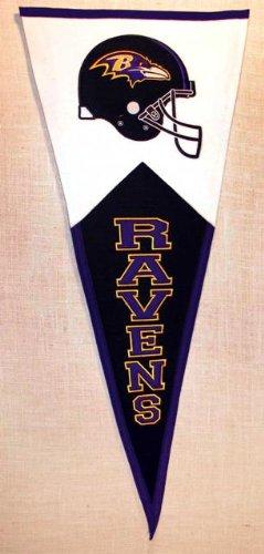Baltimore Ravens Classic Team Pennant