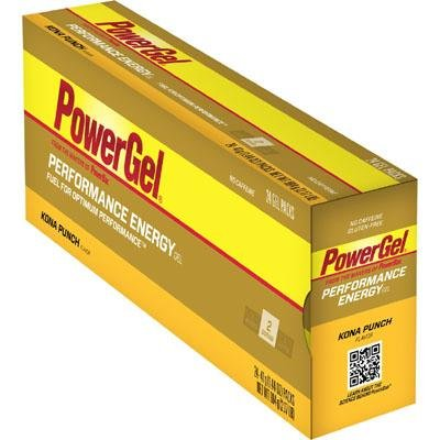 Powerbar Power Gel With C2 Max - Box Of 24 - Kona Punch