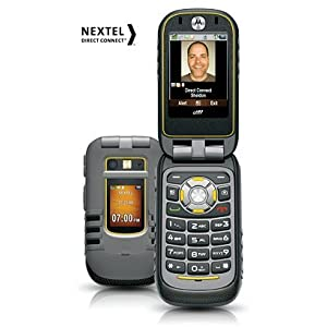 New Nextel Rugged Motorola I680 Cell Phone