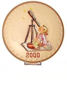 HUMMEL Annual Plate / Plaque - Star Gazer - Millenium Edition