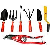 Ketsy 580 Garden Tool Kit 7 Pcs