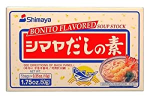 Shimaya - Dashinomoto (soup stock) 1.75 Oz.