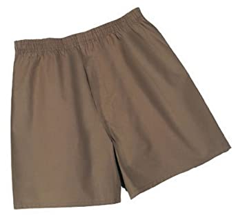 Military Type Boxer Shorts Brown Boxers