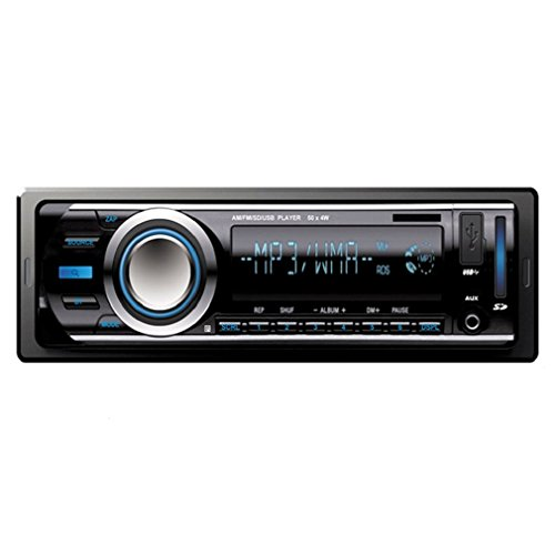 Towallmark(Tm)Car Audio Stereo In-Dash Fm Receiver With Usb Sd Mp3 Player Aux Input 6206