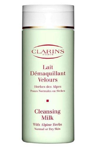 Clarins Detergente Latte Con Alpine Erbe Ultra - Delicato Detergente - 207ml