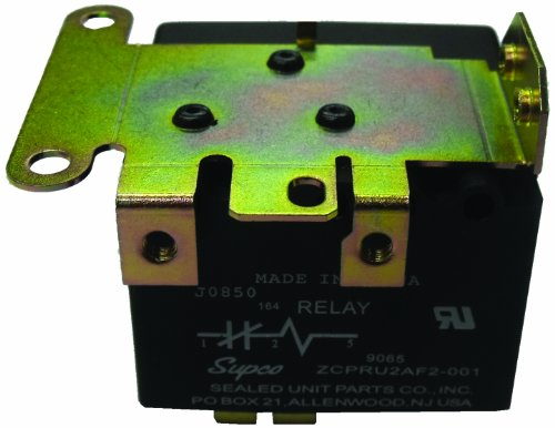 supco 9066 potential relay  35 a at 277 vac contact rating