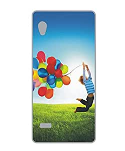 Techno Gadgets Back Cover for Vivo Y11