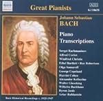 Klaviertranskriptionen