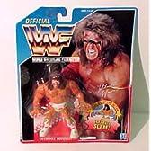 1990 WWF アルティメット・ウォリアー Blue Card リアルレスリングアクションフィギュア